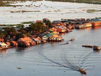 Lieux à voir au Cambodge